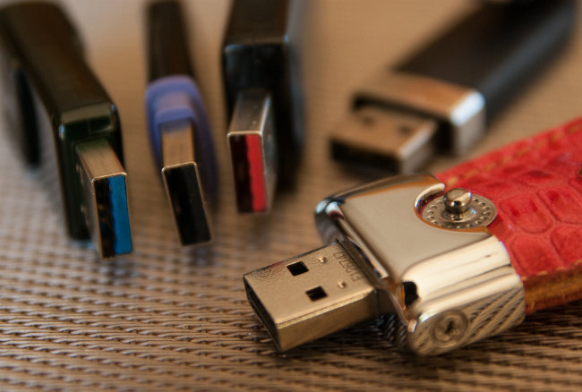 cle usb personnalise